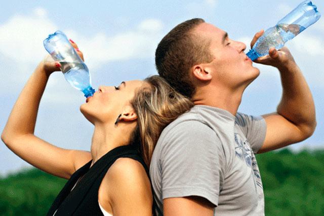 5 claves de una buena hidratación