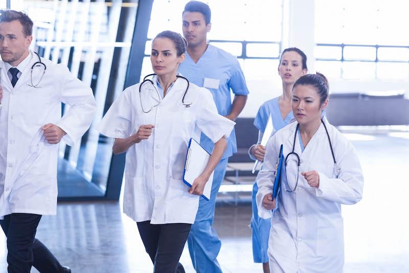 Curso de urgencias para auxiliares de enfermería