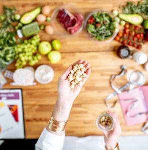 Curs de grau superior en Dietètica. Online i pressencial