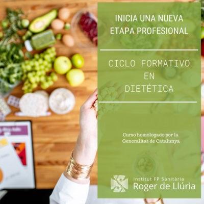 Grado Superior Dietética Online