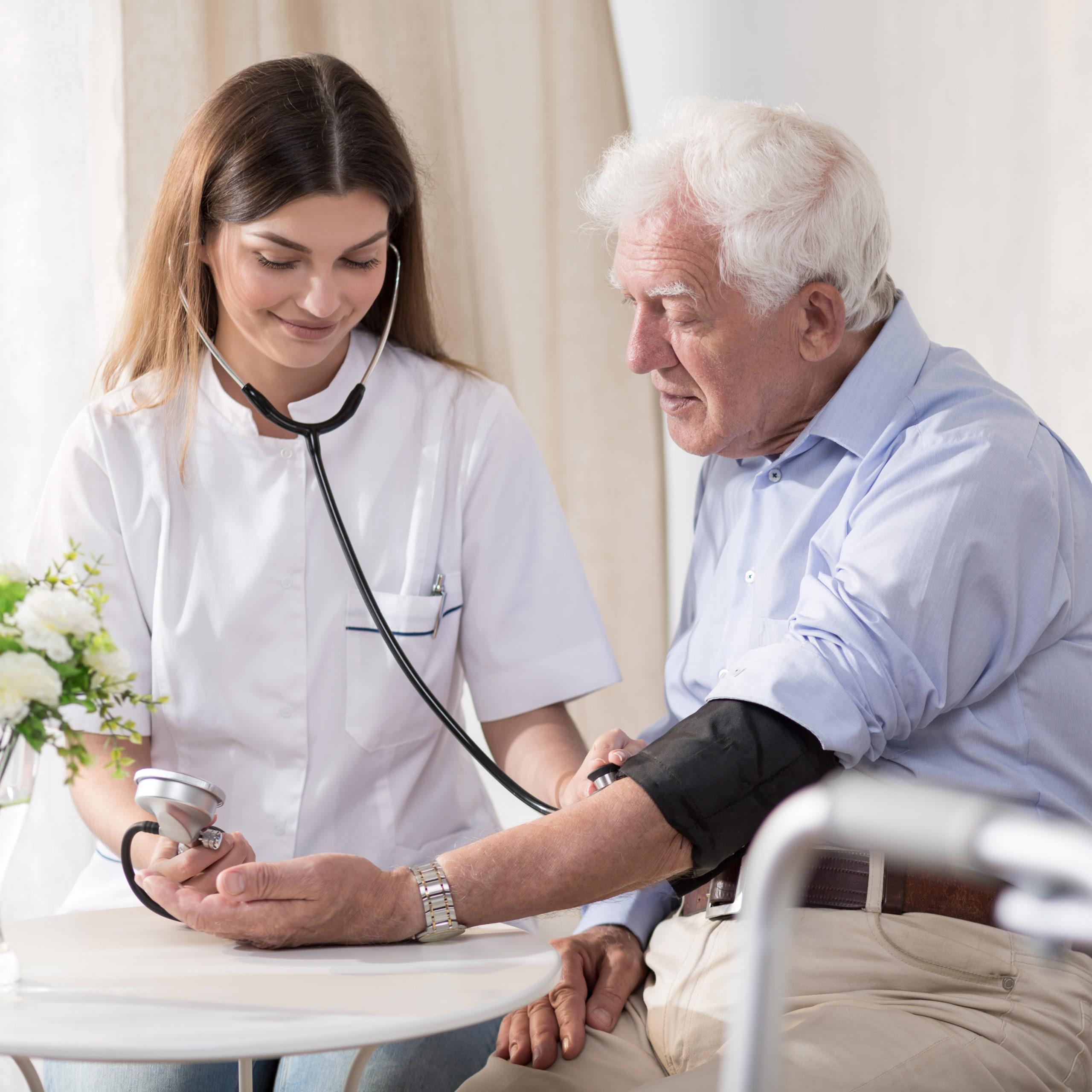 FP Ciclo Medio de Cuidados Auxiliares de Enfermería